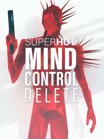 SUPERHOT: MIND CONTROL DELETE Steam Key GLOBAL