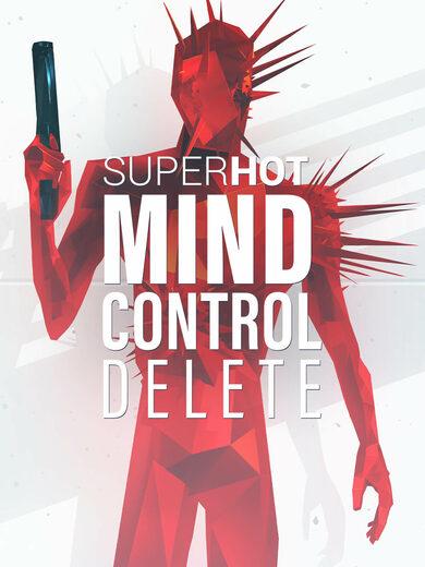 SUPERHOT: MIND CONTROL DELETE Steam Key GLOBAL