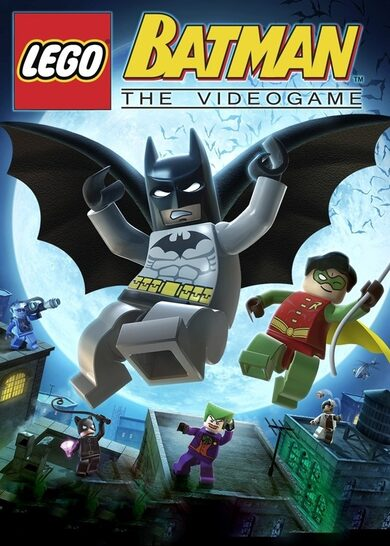 LEGO Batman: The Videogame Steam Key GLOBAL
