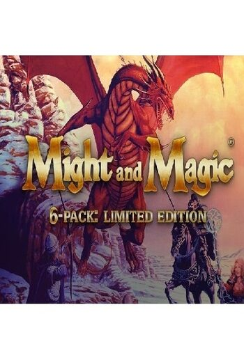 Might and Magic 6-pack Limited Edition Gog.com Key GLOBAL
