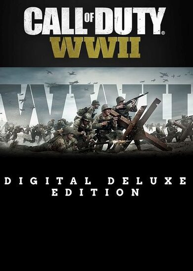 Call of Duty: WWII Digital Deluxe Edition Steam Key GERMANY