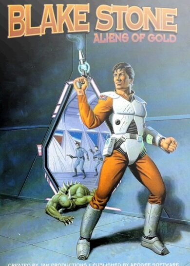 Blake Stone: Aliens of Gold Steam Key GLOBAL