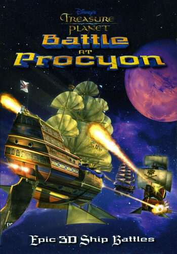 Disney Treasure Planet: Battle at Procyon Steam Key EUROPE