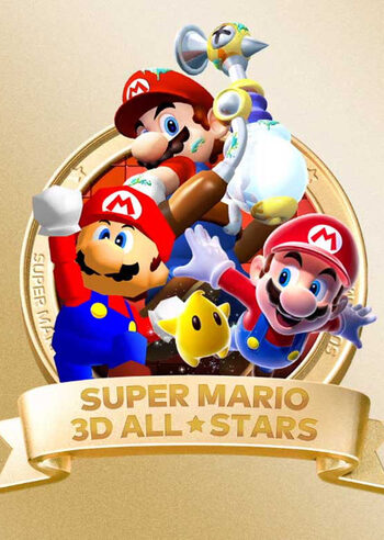Super Mario 3D All-Stars (Nintendo Switch) eShop Key UNITED STATES