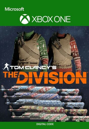 Tom Clancy's The Division Let it Snow Pack (DLC) XBOX LIVE Key UNITED STATES