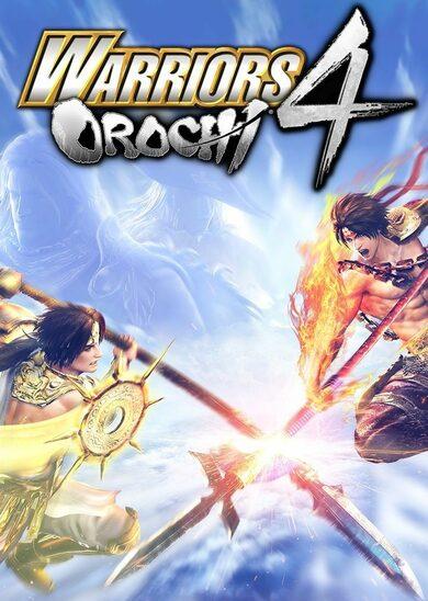 WARRIORS OROCHI 4 Steam Key GLOBAL