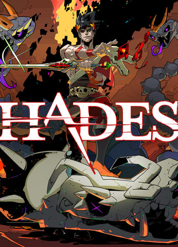 Hades (Nintendo Switch) eShop Key UNITED STATES