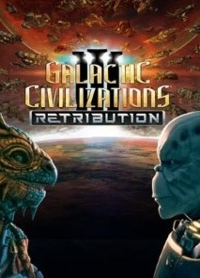 Galactic Civilizations III - Retribution Expansion (DLC) Steam Key GLOBAL