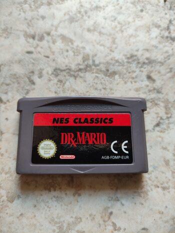 Dr. Mario Game Boy Advance