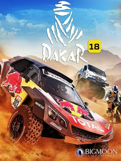 Dakar 18 Steam Key EUROPE