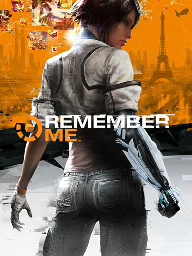 Remember Me Steam Key EUROPE