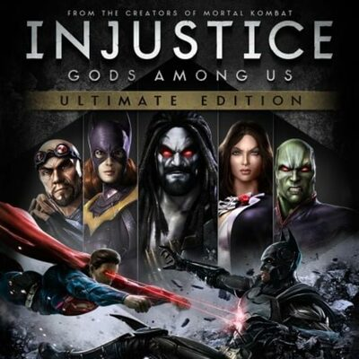 Injustice: Gods Among Us (Ultimate Edition incl. Soundtrack) Steam Key GLOBAL