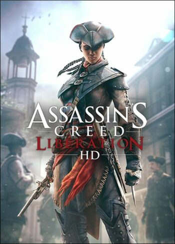 Assassin's Creed: Liberation HD Uplay Key EUROPE