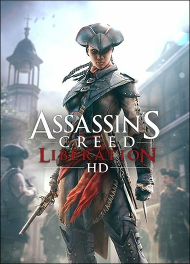 Assassins Creed: Liberation HD Uplay Key EUROPE