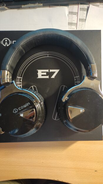 Casque Bluetooth Cowin E7