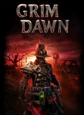 Grim Dawn Gog.com Key GLOBAL