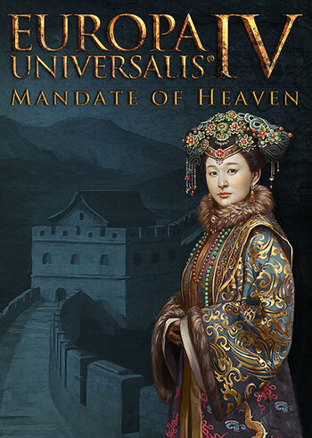 Europa Universalis IV: Mandate of Heaven (DLC) Steam Key GLOBAL