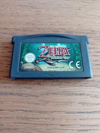 The Legend of Zelda: The Minish Cap Game Boy Advance