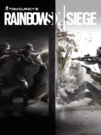 Tom Clancy's Rainbow Six: Siege (Gold Edition) Uplay Key EUROPE