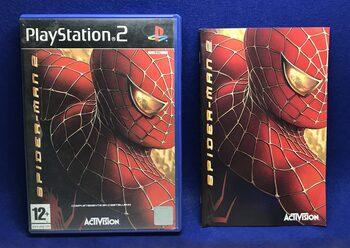 Spider-Man 2 PlayStation 2