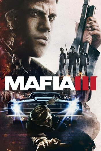 Mafia III Gog.com Key GLOBAL