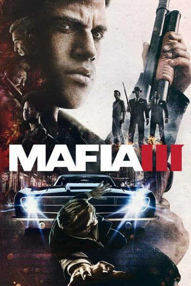 Mafia III Steam Key EUROPE
