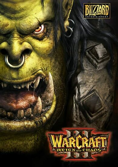 Warcraft 3: Reign of Chaos Battle.net Clave GLOBAL
