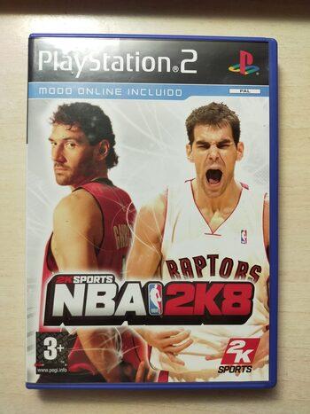 NBA 2K8 PlayStation 2