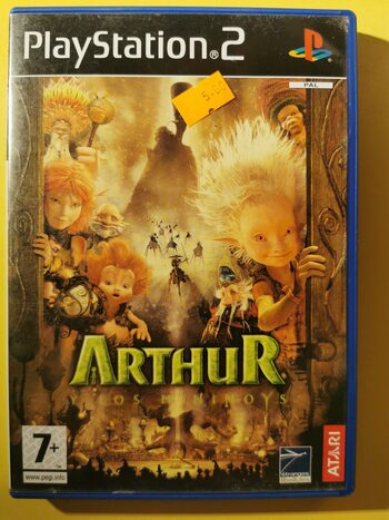 Arthur and the Invisibles: The Game PlayStation 2