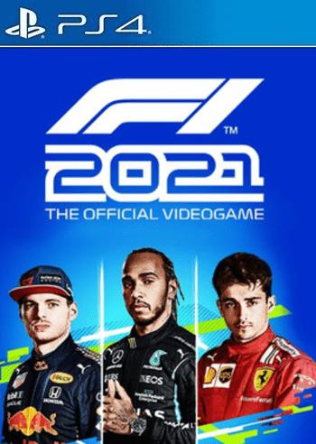 F1 2021 Pre-order Bonus (DLC) (PS4) PSN Key EUROPE