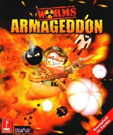 Worms Armageddon Steam Key GLOBAL