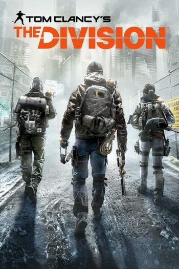 Tom Clancy's The Division Uplay Clave EUROPE
