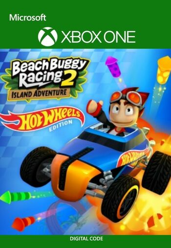 Beach Buggy Racing 2: Hot Wheels Edition XBOX LIVE Key UNITED STATES