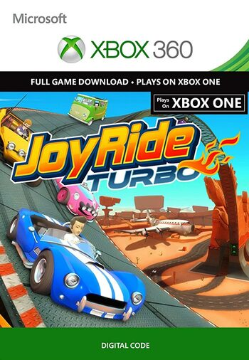 Joy Ride Turbo XBOX LIVE Key GLOBAL