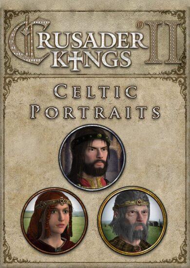 Crusader Kings II - Celtic Portraits (DLC) Steam Key GLOBAL