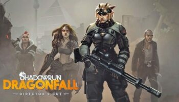 Shadowrun: Dragonfall - Director's Cut Steam Key GLOBAL