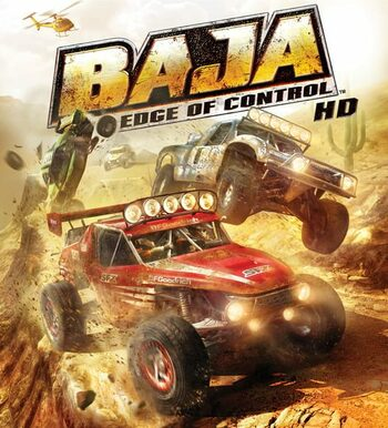 Baja: Edge of Control HD Steam Key GLOBAL