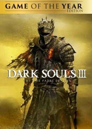 Dark Souls 3 (Game of the Year Edition) Steam Key GLOBAL