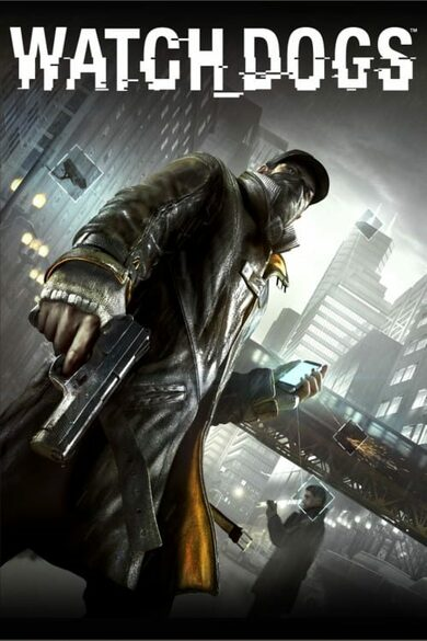 Watch_Dogs Uplay Key EUROPE