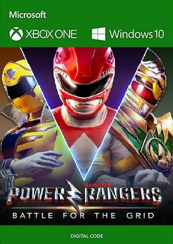 Power Rangers: Battle for the Grid (PC/Xbox One) Xbox Live Key UNITED STATES