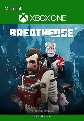 Breathedge XBOX LIVE Key UNITED STATES