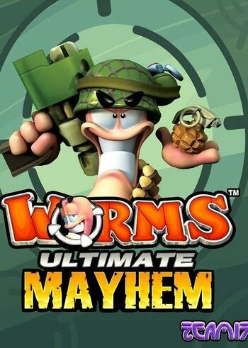Worms Ultimate Mayhem Steam Key GLOBAL