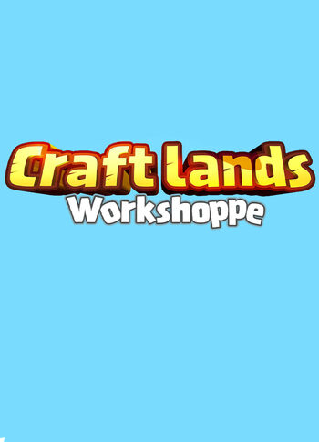 Craftlands Workshoppe - The Funny Indie Capitalist RPG Trading Adventure Game Steam Key GLOBAL