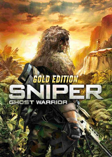 Sniper: Ghost Warrior - Gold Edition Steam Key GLOBAL