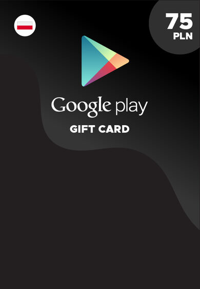 Google Play Gift Card 75 PLN Key POLAND