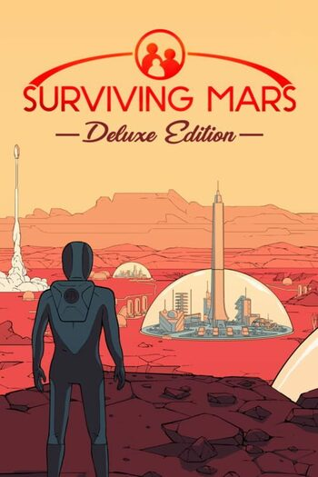 Surviving Mars (Deluxe Edition) Steam Key EUROPE
