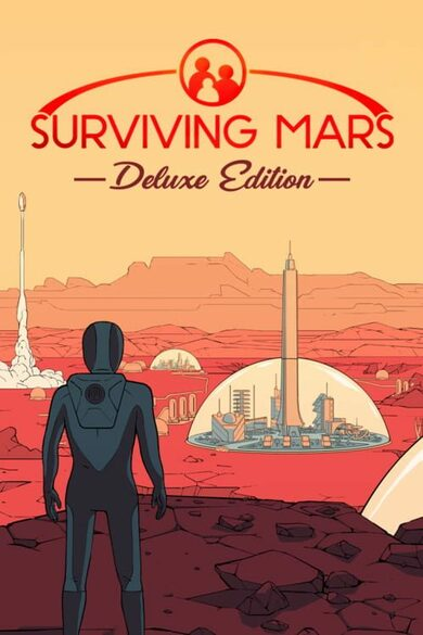 Surviving Mars (Deluxe Edition) Steam Key GLOBAL фото