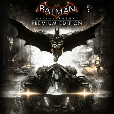 Batman: Arkham Knight (Premium Edition) Steam Key GLOBAL фото