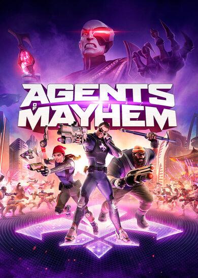 Agents of Mayhem (Day One) (DLC) Steam Key GLOBAL