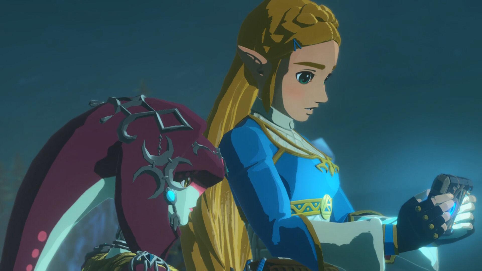 Hyrule Warriors Age Of Calamity Nintendo Switch Eshop Key United States Kaufen Eneba
